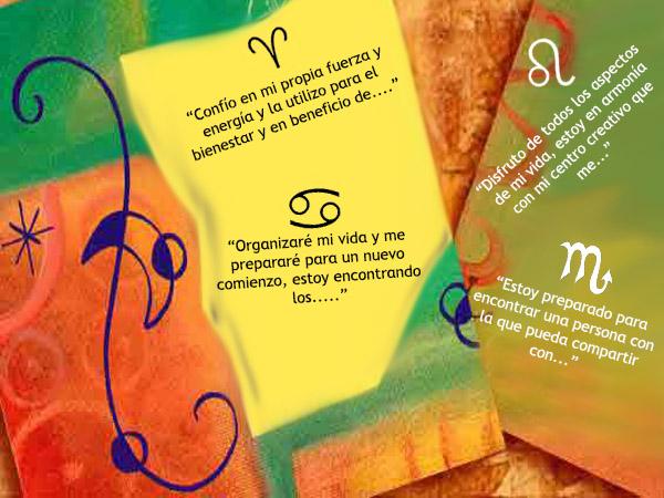 Afirmaciones Positivas Para Cada Signo Pablo Lendero